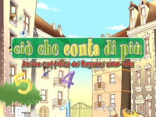 Azione Cattolica dei Ragazzi 2010-2011
