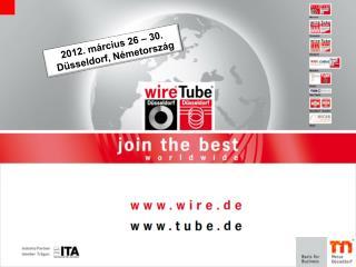 2012. március 26 – 30.  Düsseldorf, Németország