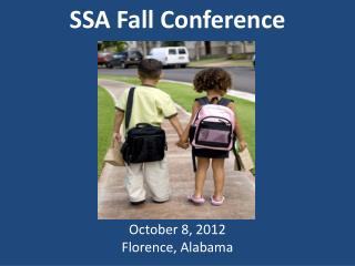 SSA Fall Conference