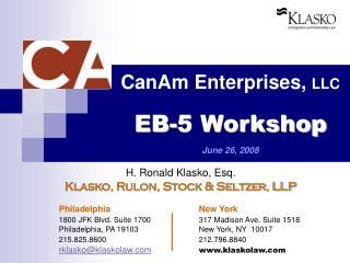 CanAm Enterprises, LLC
