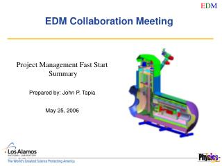 EDM Collaboration Meeting