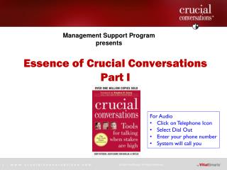 Management Support Program presents