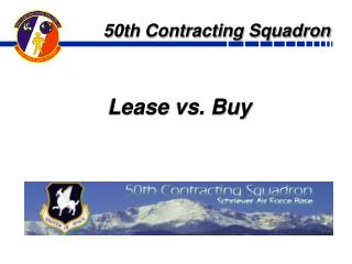 50th Contracting Squadron