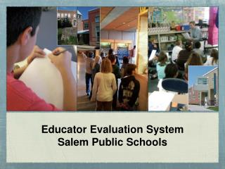 Educator Evaluation System Salem Public Schools