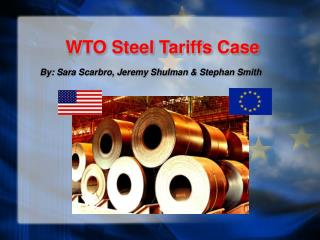 WTO Steel Tariffs Case