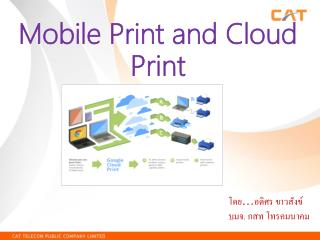 Mobile Print and Cloud Print