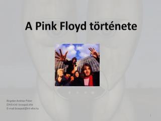 A Pink Floyd t�rt�nete