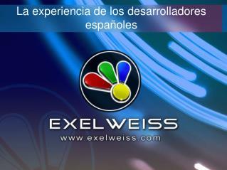 La experiencia de los desarrolladores españoles