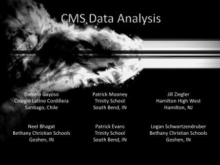 CMS Data Analysis