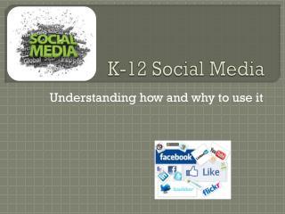 K-12 Social Media