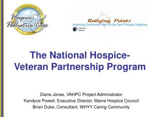 The National Hospice-Veteran Partnership Program