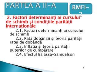 PARTEA A II-A