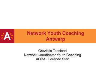 Network Youth Coaching Antwerp