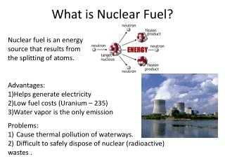 What is Nuclear Fuel?