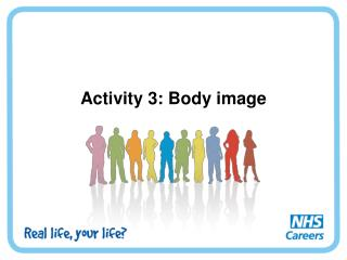 Activity 3: Body image