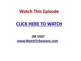 Project Runway Season 8 Episode 14 Finale Part 2 online