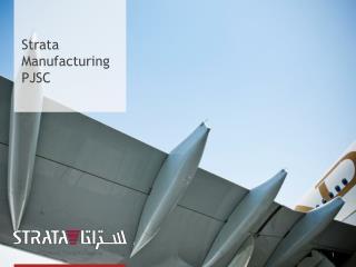 Strata Manufacturing PJSC