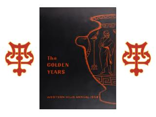1958  Western Hills Yearbook