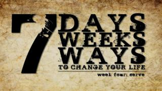 7 Weeks Challenge Week  1 – The Bible  Week 2 – Worship Week 3 – Prayer Week 4 – Relationships