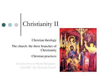 Christianity II