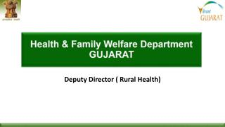 Deputy Director ( Rural Health)