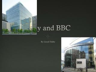 Sony and BBC