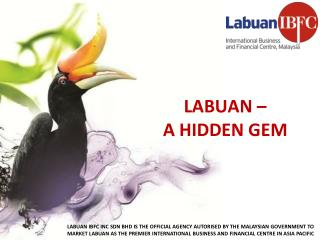 LABUAN –  A HIDDEN GEM