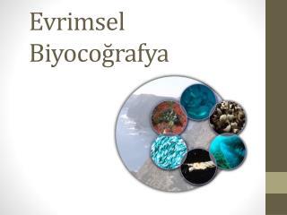 Evrimsel  Biyocoğrafya