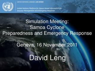 David  Leng