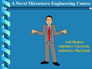 A Novel Microwave Engineering Course