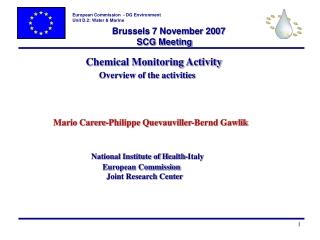 Brussels, 7 November 2007