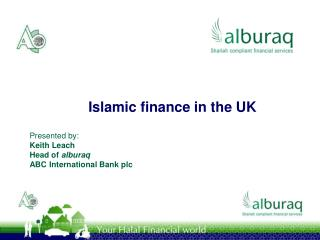 Islamic finance in the UK