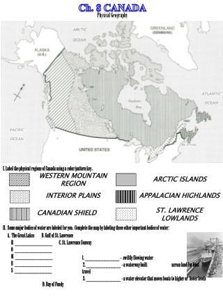 Ch. 8 CANADA