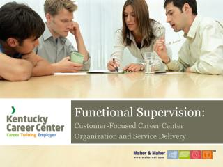 Functional Supervision: