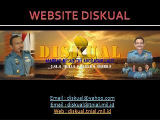 WEBSITE DISKUAL