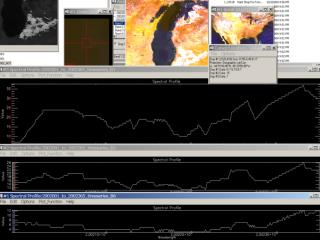 Spectral Profile of Lake Michigan pt.1
