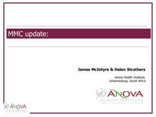 MMC update: