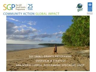 Seminar for Sustainability