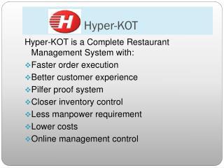 Hyper-KOT