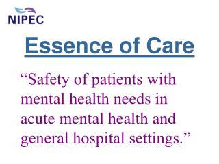 Essence of Care