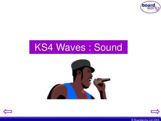KS4 Waves : Sound