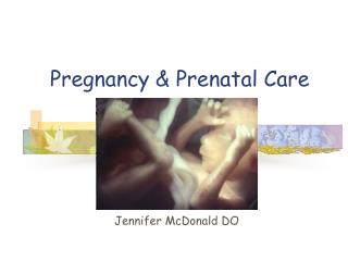 Pregnancy & Prenatal Care