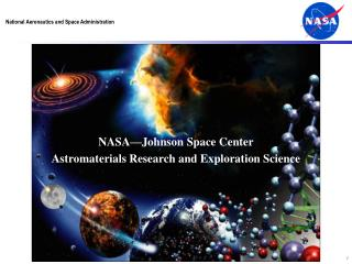 Astromaterials Research and Exploration Science