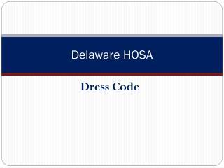 Delaware HOSA