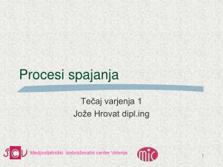 Procesi spajanja