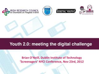 Youth  2.0: meeting the digital  challenge