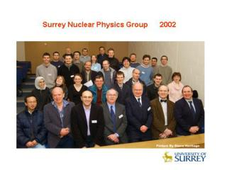 Physics MSc Courses at Surrey