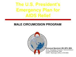 MALE CIRCUMCISION PROGRAM