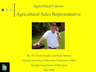 Agricultural Careers Agricultural Sales Representative