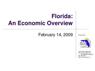 Florida: An Economic Overview